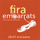 Fira dels Embarrats a Sant Joan de Vilatorrada