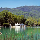 Pla de l'Estany: 17 excursions a peu