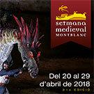 XXXI Setmana Medieval de Montblanc