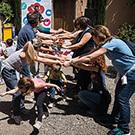 Festa Matinal Viu el parc a Sant Jeroni de la Murtra, Badalona