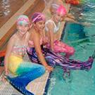 Voleu celebrar un aniversari a l'aigua, vestits tritons i sirenes? Aquest estiu, ho podeu fer!